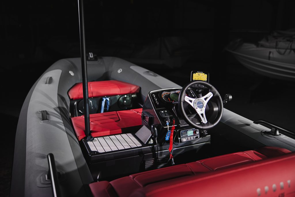 Williams Jet Tenders SportJet 435 Black Edition